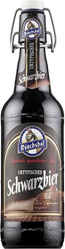 20 Flaschen Mönchshof Kulmbacher Schwarzbier Bügel a 0,5L 4,9% Vol inc. 3.00€ MEHRWEG Pfand