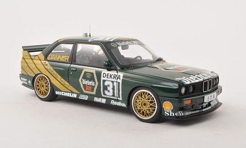 BMW M3 DTM (E30), No.31, Diebels Alt, DTM-Saison , 1991, Modellauto, Fertigmodell, AUTOart 1:18