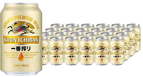 KIRIN ICHIBAN japanisches Premium-Bierpaket (helles Malzbier, nach dem First Press Verfahren...