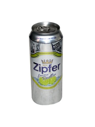 Zipfer - Limetten Radler - Dose - 24 x 0,5 l