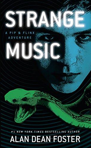 Strange Music: A Pip & Flinx Adventure (Adventures of Pip & Flinx Book 15) (English Edition)