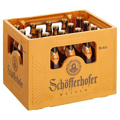 Schöfferhofer Hefeweizen MEHRWEG (20 x 0.5 l)