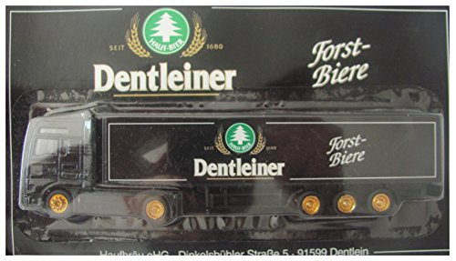 Haufbräu Nr.01 - Dentleiner Forst Biere - Man - Sattelzug