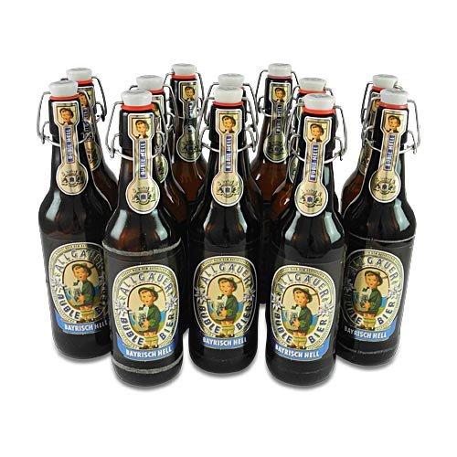 Allgäuer Büble - hell (12 Flaschen à 0,5 l / 4,7 % vol.)