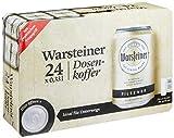 Warsteiner Premium Pilsener Dosenkoffer Premium Verum, Internationales Bier nach deutschem...