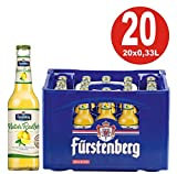 20 x Fürstenberg Natur-Radler 0.33 Liter 2,5% vol. Originalkiste MEHRWEG