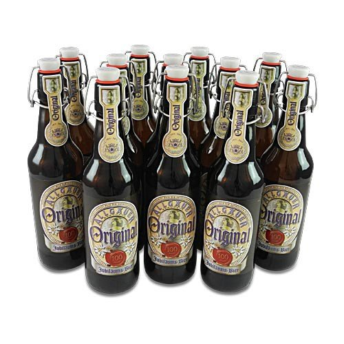 Allgäuer Brauhaus - Original (12 Flaschen á 0,5 l / 4,9% vol.)