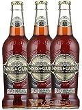 Innis & Gunn Oak Aged Rum Finish Bier 3 x 0,33 Liter