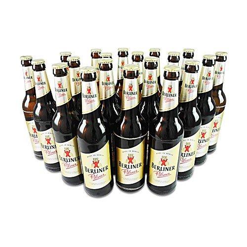 Berliner Pilsner (20 Flaschen à 0,5 l / 5,0% vol.)