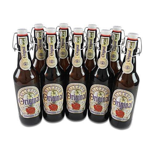 Allgäuer Brauhaus - Original (9 Flaschen á 0,5 l / 4,9% vol.)