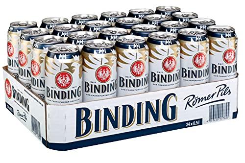 Binding Römer Pils, EINWEG 24x0,50 L Dose