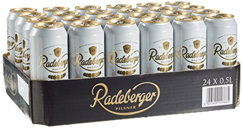 Radeberger Pils Dose, EINWEG (24 x 0.5 l)