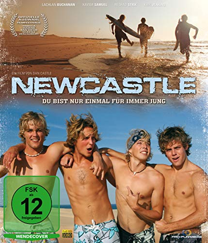 Newcastle (OmU) [Blu-ray]