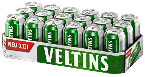 VELTINS Pilsener, EINWEG (18 x 0.33 l Dose)