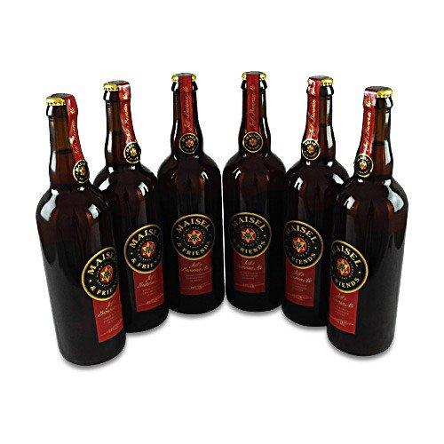 Maisel's Jeff's Bavarian Ale (6 Flaschen à 0,75 l / 7,1% vol.)
