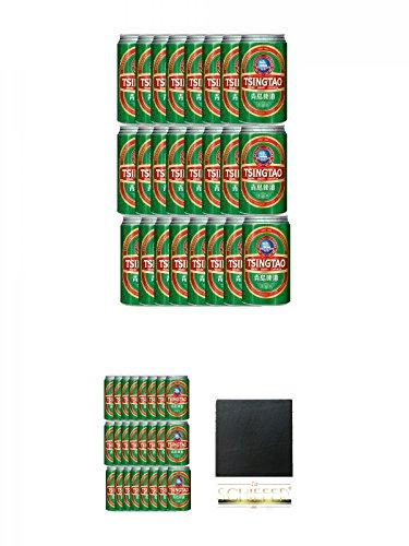 Tsingtao China Bier 24 x 0,33 Liter in Dose inklusive Dosenpfand + Tsingtao China Bier 24 x 0,33...