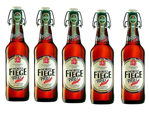 20 Flaschen Moritz Fiege Alkoholfrei Bügelflasche 0,5L inc. 3.00€ MEHRWEG Pfand