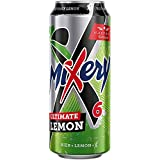 24 Dosen Karlsberg Mixery Ultimate Lemon 6.0% a 0,5L Liter Bier inc. 6.00€ EINWEG Pfand 6% vol.