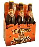 Torfkopp Honig Bier Spezialität 6 x 0,5l