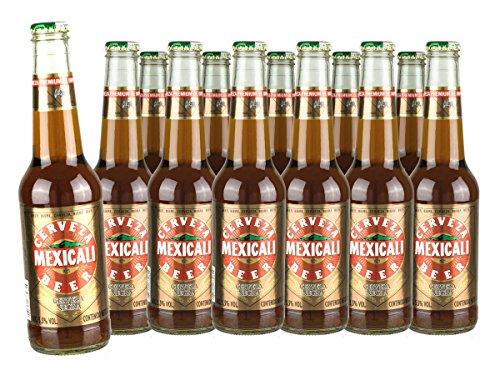 Mexicali Special Dark Bier aus México,12er Sparpaket (12x 330ml)