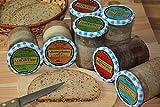 Original Thüringer Wurstpaket - 7 x Hausmacher Wurst im Glas 300g -freie Auswahl