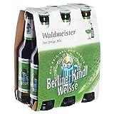 Berliner Kindl Weisse Waldmeister Biermischgetränk MEHRWEG (6 x 0.33 l)