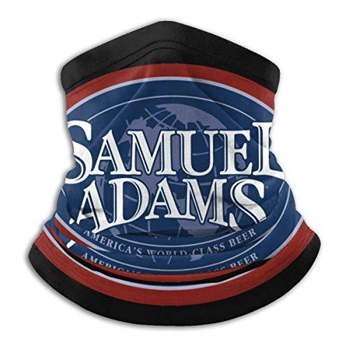 huatongxin Samuel Adams Bier Logo Mikrofaser Halswärmer