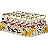 24 Dosen Tyskie Radler a 0,5L inclusiv 6.00€ EINWEG Pfand Bier Polnisches Bier 2,0% Vol.