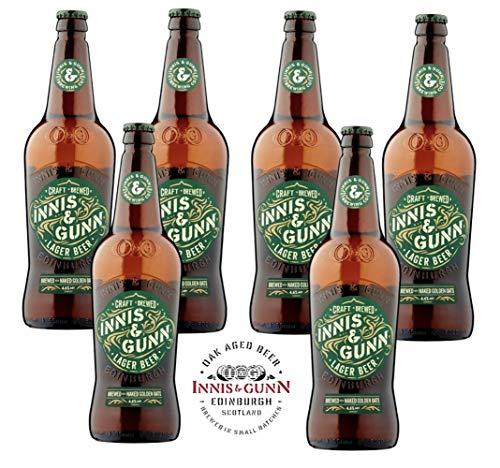 Innis & Gunn Lager Bier mit 4,6% Alc. UK
