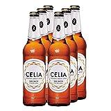 Celia hell BIO Lager - glutenfreies Bier 6 x 0,5l - Packung mit 6