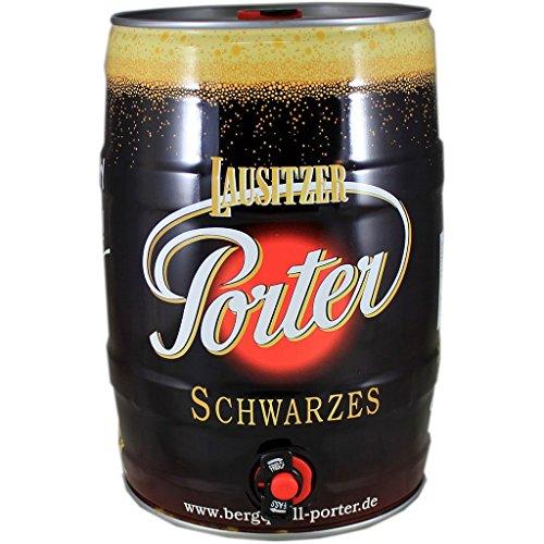 Lausitzer Porter Schwarzes 5l Fass/Dose