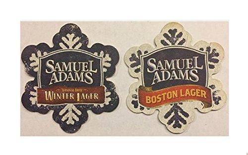 Samuel Adams Seasonal Winter Lager Bier-Bar Pub Untersetzer