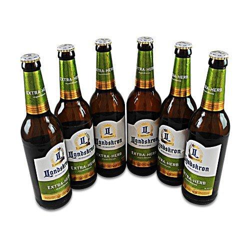 Landskron Edel-Bitter (6 Flaschen à 0,5 l / 5,0% vol.)