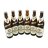 Erdinger Hefe Weißbier (6 Flaschen à 0,5 l / 5,3% vol.)
