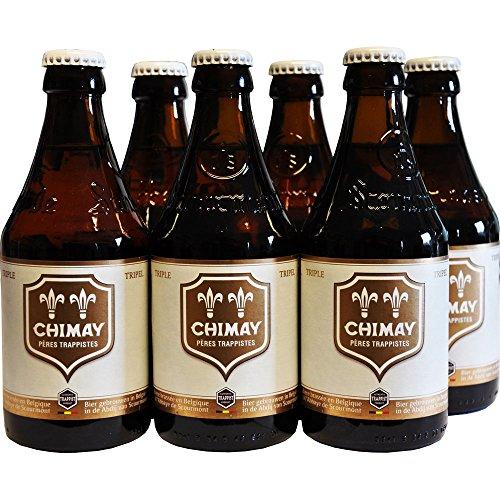 Belgisches Bier CHIMAY Tripel Trappistes 24x330ml 8%Vol