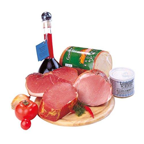 Gourmet-Paket  Landmetzger Schiessl  ca. 2200g