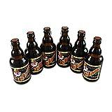 Lösch-Zwerg - Das freche Bier (6 Flaschen a 0,33 l / 5,2% vol.) inc. 0.90€ MEHRWEG Pfand