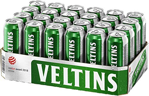 VELTINS Pilsener, EINWEG (24 x 0.5 l Dose)