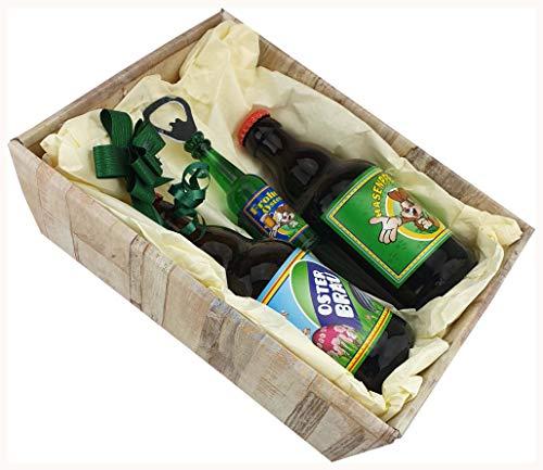 Oster Geschenk-Set mit Öffner (Grün)