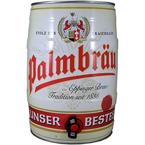 Palmbräu Pils Unser Bestes 1 x 5l Fass / Dose