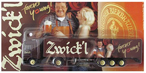 Bayreuther Bierbrauerei Nr.03 - Zwick´l, Forever Young - MB Actros - Sattelzug