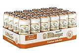 Bitburger Kellerbier 24 x 0,5l Dose – Internationales Bier nach deutschem Reinheitsgebot – inkl....