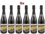 6 x Kasteel Donker Bier 0,75l Original Belgisches Bier