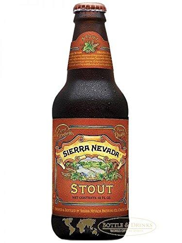 Sierra Nevada Stout Bier 0,355 Liter