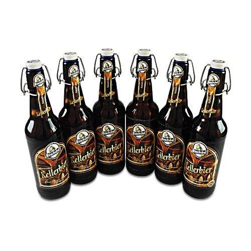 Mönchshof Kellerbier (6 Flaschen à 0,5 l / 5,4% vol.)