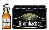 20 x Krombacher Pils 0,33l, Bügelflasche 4,8% vol Originalkiste MEHRWEG