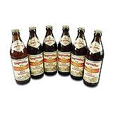 Bayreuther Hefe-Weissbier (6 Flaschen à 0,5 l / 5,3% vol.)