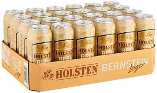 Holsten Bernstein Lager, Dose Einweg (24 x 0.5 l)