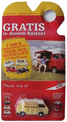 Hasseröder Nr. - Touren Bus (Beige) - Kleintransporter - Bully - Bus