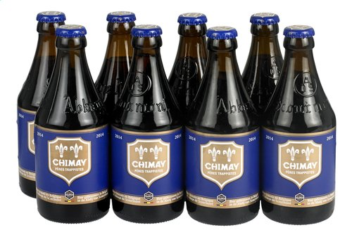 8X33CL CHIMAY BLEUE 9% TRAPPIST